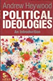 Cover of Political Ideologies 5e Ind ed
