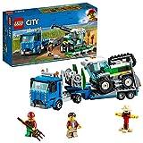 レゴ(LEGO) シティ 収穫トラクターと輸送車 60223