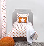 Best Bacati布団セット - Bacati 4 Piece Stars Muslin Toddler Bedding Set Review