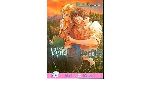 Wild Butterfly (Yaoi Manga / Graphic Novel)