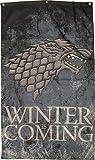 ゲーム・オブ・スローンズ 公式Winter Is Comingスタークバナー
