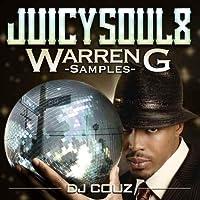 DJ COUZ / JUICY SOUL 8-WARREN G SAMPLES-
