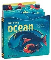 Peek-a-Baby: Ocean: Peekaboo flaps inside!