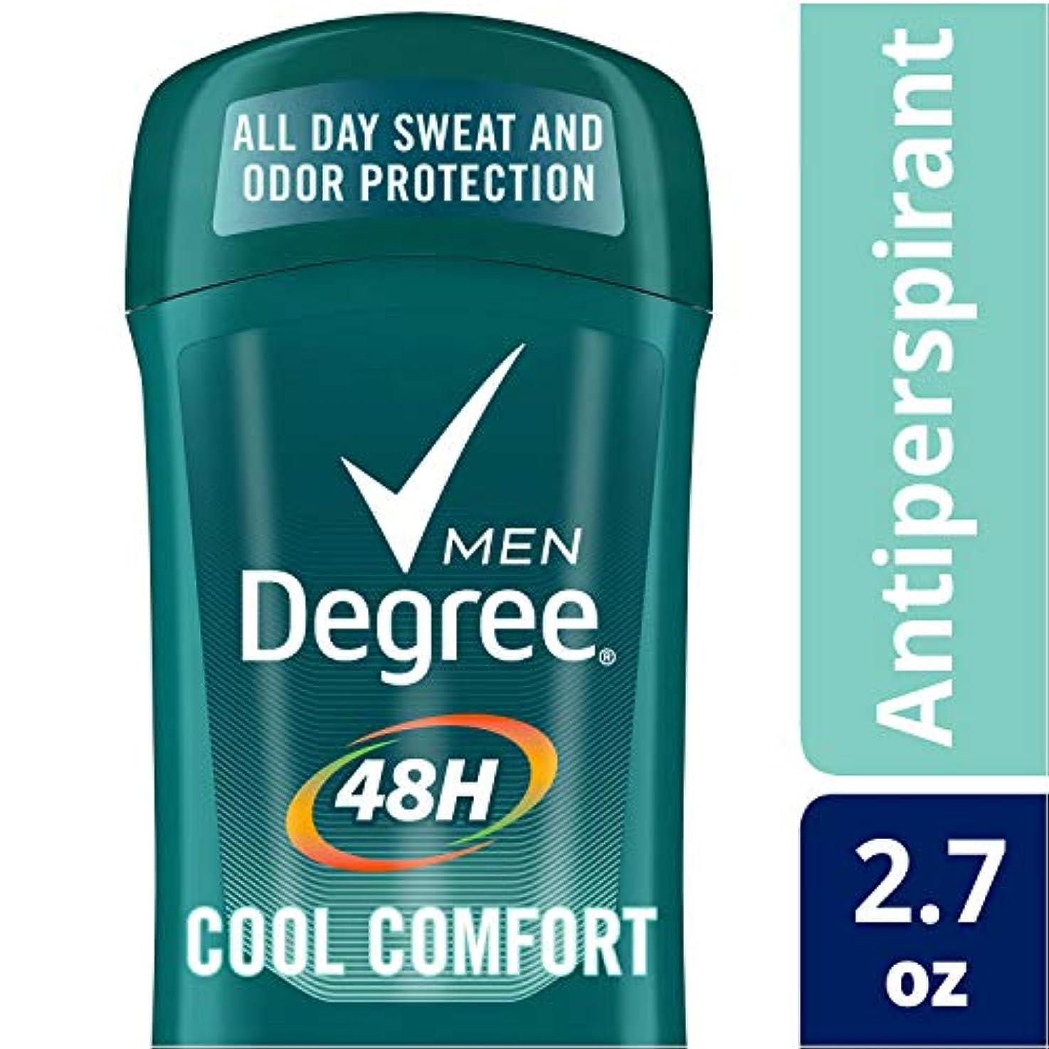 ラケット真面目なオーガニックCool Comfort Anti Perspirant Deodorant Stick (並行輸入品)