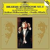 ブラームス:交響曲第2番、ハイドンの主題による変奏曲、大学祝典序曲 (SHM-CD)