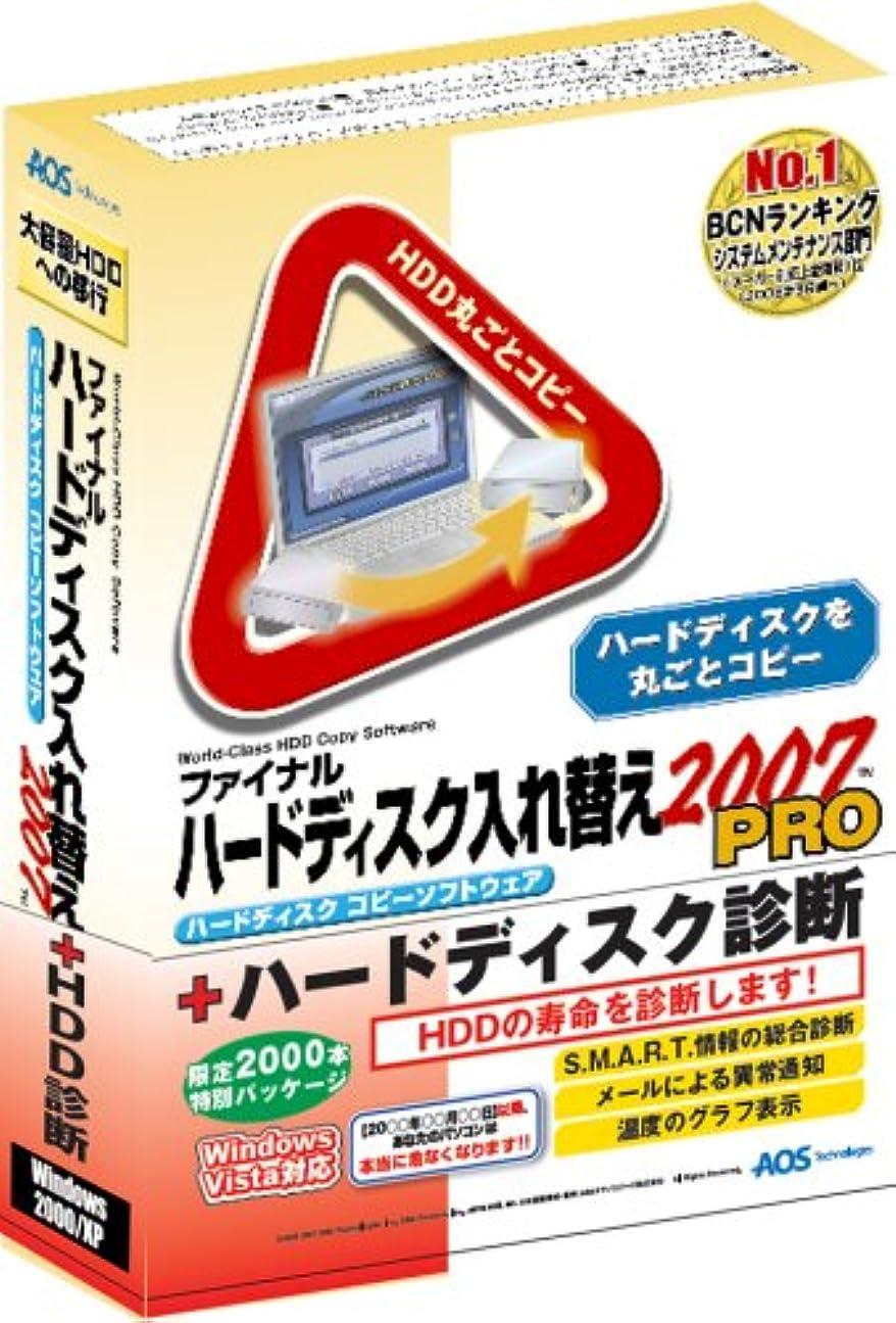 【旧商品】ファイナルハードディスク入れ替え+ハードディスク診断