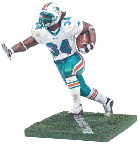 マクファーレントイズ NFLフィギュア シリーズ4/リッキー・ウィリアムズ/マイアミ・ドルフィンズ