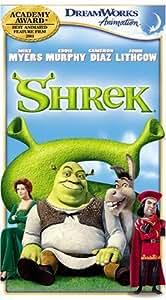 Shrek [VHS] [Import]