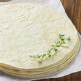 ミートガイ 冷凍フラワートルティーヤ (10インチ 8枚) 直径約25cm Frozen Flour Tortillas…
