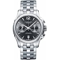 [ハミルトン]HAMILTON 腕時計 Jazzmaster Auto Chrono(ジャズマスター オート クロノ) H32606185 メンズ 【正規輸入品】