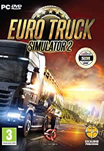 Euro truck simulator 2 (PC) (輸入版)