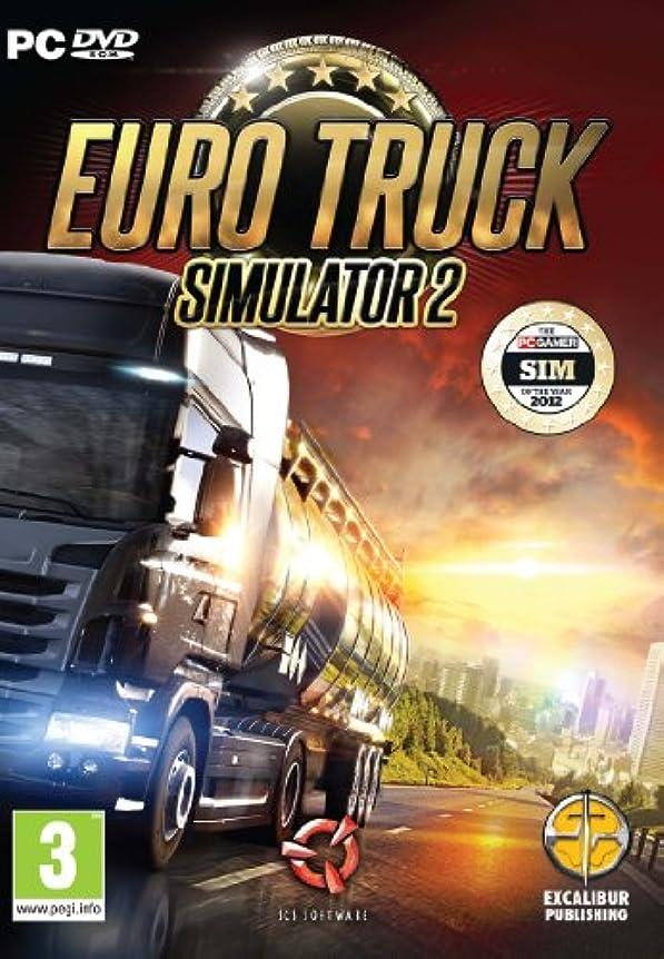 ありがたい英語の授業があります手錠Euro truck simulator 2 (PC) (輸入版)