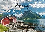 Norway / UK-Version 2018: Norway's Impressive Landscapes (Calvendo Places)