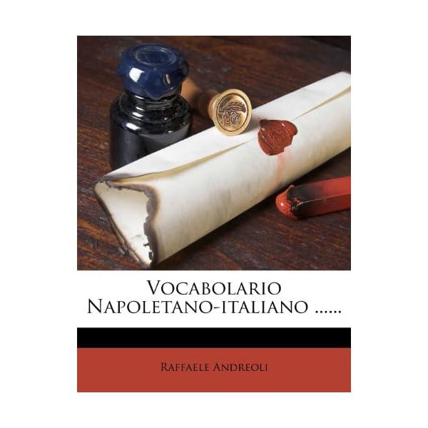 Vocabolario Napoletano-I...の商品画像