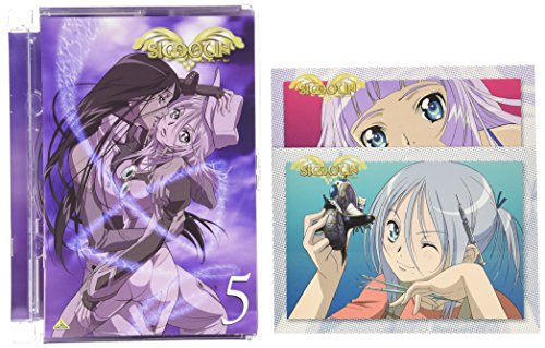 Simoun(シムーン) 5 [DVD]の詳細を見る