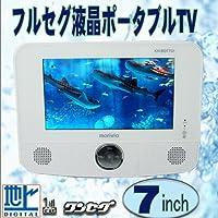 7インチ防水フルセグTVモニター KH-BDT701
