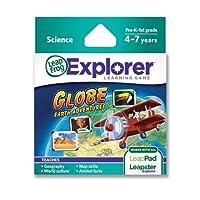 リープフロッグ(LeapFrog) グローブエクスプローラー アースアドベンチャー EXPLORER SW EGLOBE WORLD EXPLORER GAME 39048