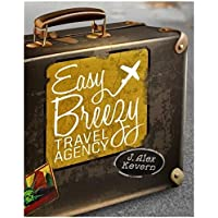 Easy Breezy Travel Agency Card Game by Flat River Group [並行輸入品]