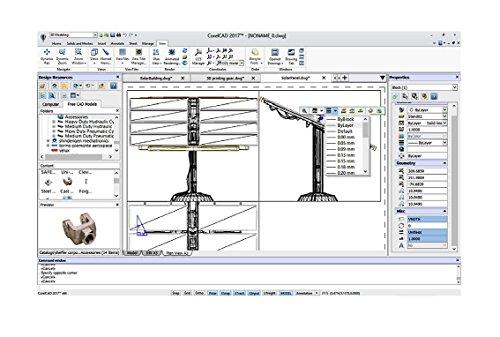 CorelCAD(Mac/Windows) 2017 Education Edition カラー液晶クリーナー付き [並行輸入品]