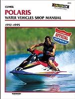 クライマーRepair Manual for Polaris Watercraft PWC 96–98