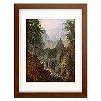 ルーラント・サーフェリー Roelandt Jacobsz Savery 「Mountainous landscape. 1608」 額装アート作品