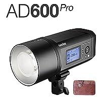 Godox AD600 Pro Flashpoint XPLOR 600PRO TTLバッテリー駆動のMonolightと2.4GワイヤレスXシステムとの互換性