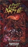 Werewolf: The Last Battle (Werewolf : Time of Judgement)