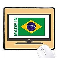 ブラジルカントリーラブに マウスパッド・ノンスリップゴムパッドのゲーム事務所