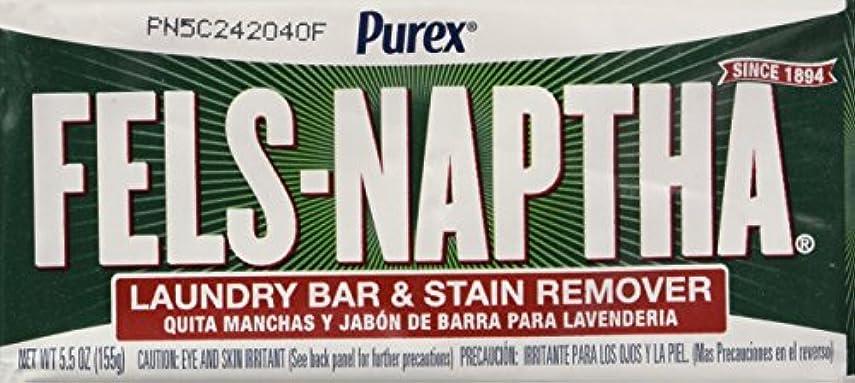 ショッキングましい簡潔なDial Corp. 04303 Fels-Naptha Laundry Bar Soap - Pack of 4 by Dial