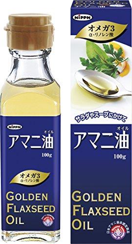 ニップン アマニ油 100g