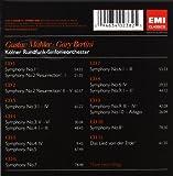 Mahler: Symphonies 1-10 - Das Lied von der Erde 画像