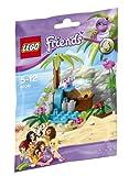 レゴ フレンズ カメとプチパラダイス 41041