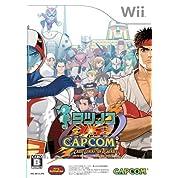 タツノコ VS. CAPCOM クロス ジェネレーション オブ ヒーローズ - Wii