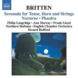 Serenade for Tenor Horn & Strings