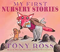 My First Nursery Stories CD