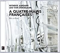 Bric-a-Brac ~4手連弾のためのフランス音楽