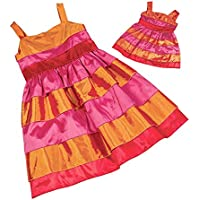 Our Generation Me & You Matching Fashion Party Dress Set for 18