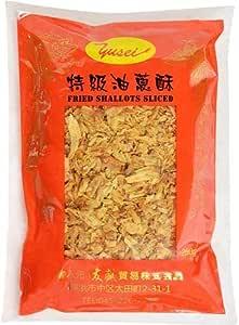 中国産 油葱酥(フライドエシャロット) 250g