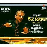 Piano Concertos 20-27