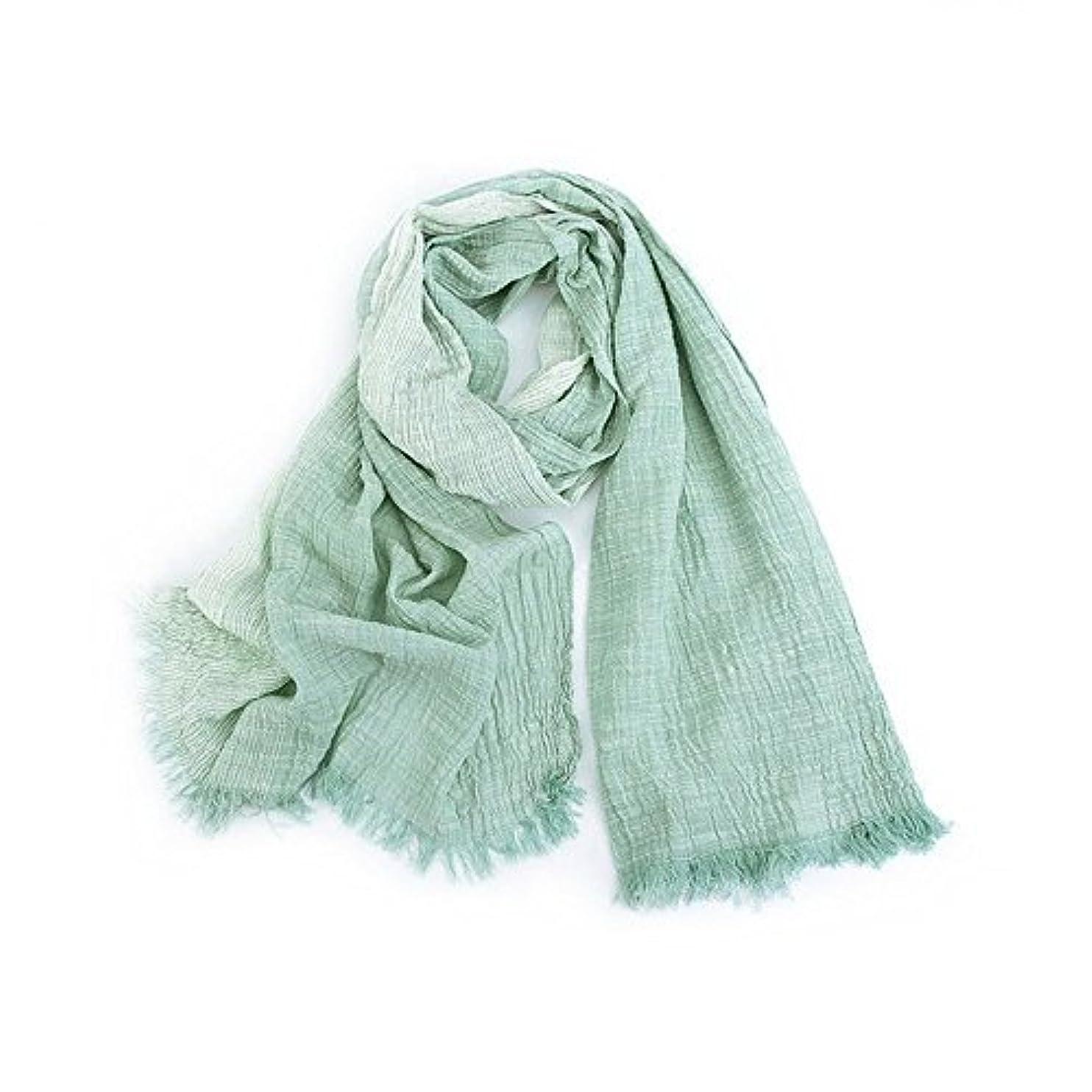 アート細分化する好奇心盛スカーフ ストール 大判 レデイース ガーゼ 綿100% UVカット&冷房対策 柔らかい 薄い