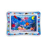 ベビーウォーターマット 子供マット 空気注入式 漏れ防止 水マット 暑さ対策 安全に遊べ プレゼント 贈り物 おもちゃ 新生児用 男の子 女の子