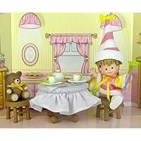 Paddywhack Lane Courtney?s Tea Party Playset by Paddywhack Lane [並行輸入品]