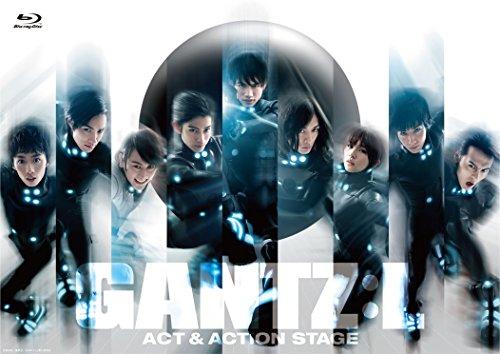 【早期購入特典あり】舞台「GANTZ:L ―ACT&ACTION STAGE―」(ポストカード付) [Blu-ray]