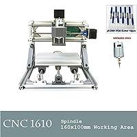 自作のcnc 1610ミニ自作初心者のためのpcb cnc1610ミリングルーターで彫刻のための機械彫刻彫刻家