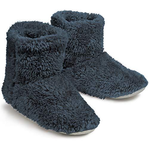 スリッパ 冬 北欧 暖かい もこもこ ルームシューズ ル ームブーツ あったか ボアスリッパ 可愛い...