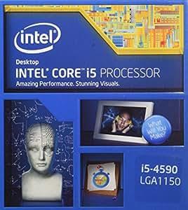 Intel CPU Core-i5-4590 6Mキャッシュ 3.30GHz LGA1150 BX80646I54590 【BOX】