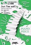 ピアノピースPP1398 Just You and I / 安室奈美恵  (ピアノソロ・ピアノ&ヴォーカル)~ドラマ「母になる」主題歌 (PIANO PIECE SERIES)
