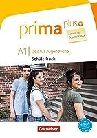 prima plus A1 Band 1 - Schuelerbuch mit Audios online: Leben in Deutschland