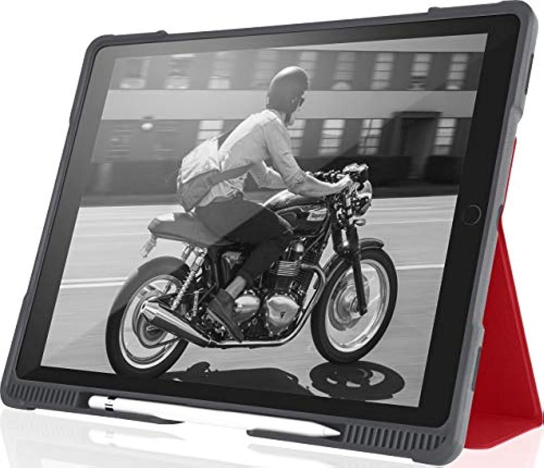 ブリーフケース大破役職【国内正規品】STM dux plus iPad Pro 12.9 2017 AP Red
