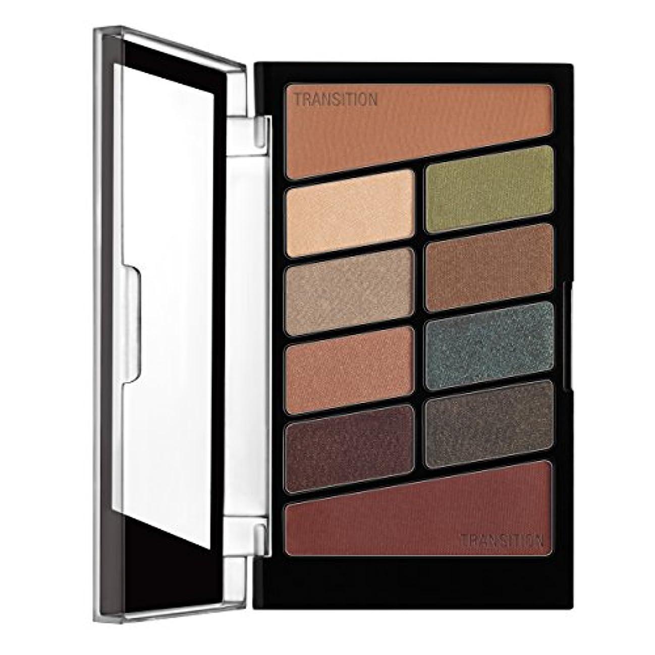 七面鳥猟犬カンガルーWET N WILD Color Icon Eyeshadow 10 Pan Palette - Comfort Zone (並行輸入品)